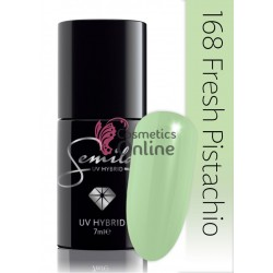 Oja UV Semilac 168 verde Fresh Pistachio 7 ml